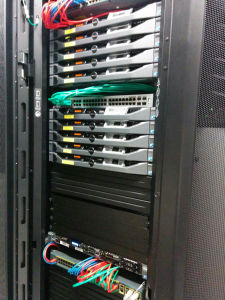 Le serveur MKH de chez Graal Network (Data Center Jaguar Network)